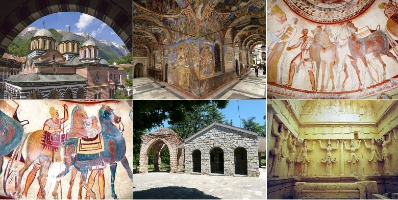 Bulgarian UNESCO Sites Tours ~ Gallery 1, 780x392